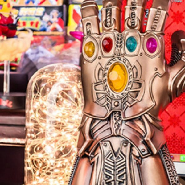 Thanos  Gloves With LED Light 4