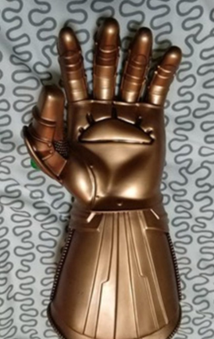 Thanos  Gloves With LED Light 2