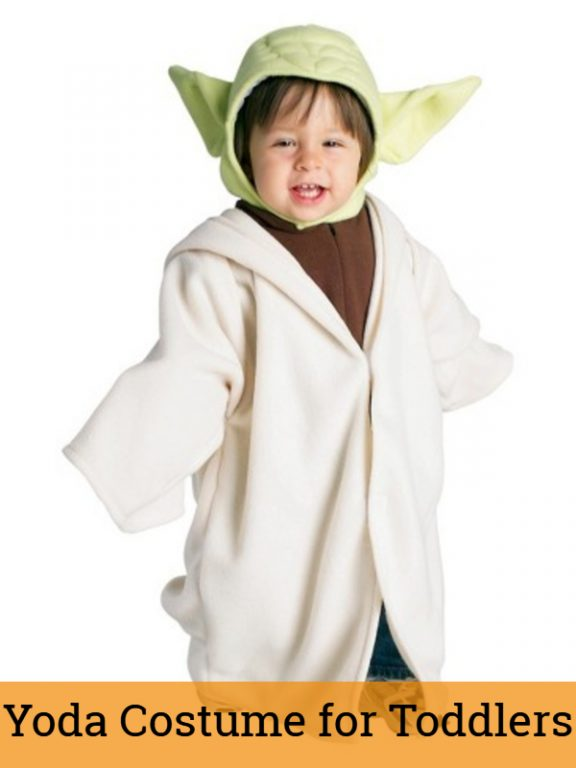 yoda costume toddler